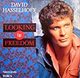 David Hasselhoff - Looking For Freedom - White Records - 611 936