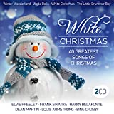 White Christmas; 40 greatest songs of christmas; Elvis Presley; Frank Sinatra; Harry Belafonte; Dean Martin; Louis Armstrong; Bing Crosby; Best of Christmas; Weihnacht